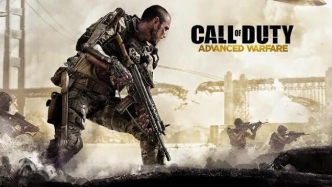 تحميل لعبة call of duty advanced warfare للكمبيوتر