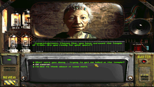 fallout 2 a post nuclear role playing game free download screenshot 1 - Fallout 2: A Post Nuclear
