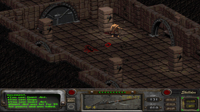 fallout 2 a post nuclear role playing game free download screenshot 2 - Fallout 2: A Post Nuclear