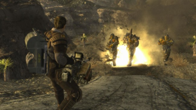 fallout new vegas free download screenshot 2 - Fallout: New Vegas