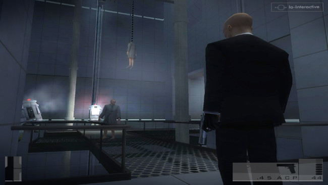 hitman contracts free download screenshot 1 - Hitman: Contracts