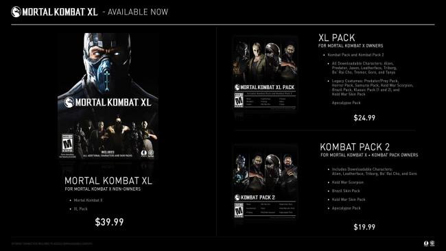mortal kombat x free download screenshot 1 - Mortal Kombat XL