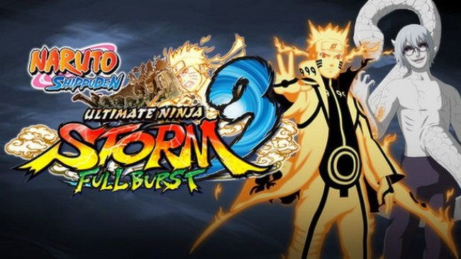 naruto shippuden ultimate ninja storm 3 full burst hd free download - Naruto: Ultimate Ninja Storm 3