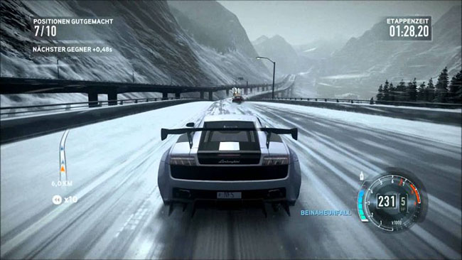 need for speed the run game - Need For Speed The Run