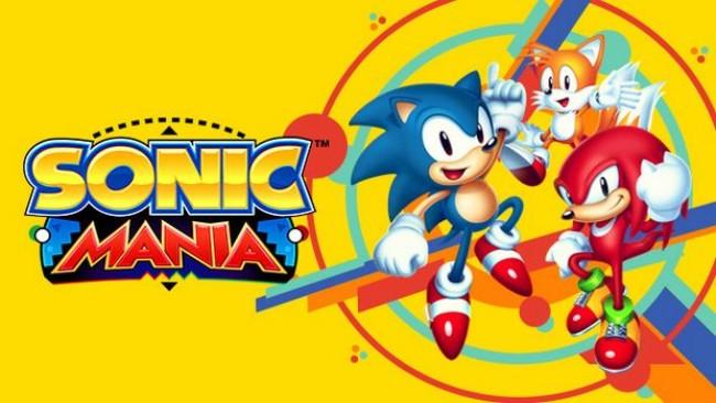 لعبة sonic mania plus للكمبيوتر