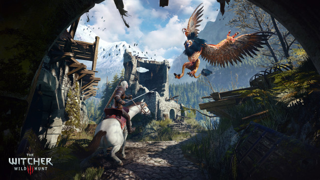 the witcher 3 wild hunt free download screenshot 1 - The Witcher 3: Wild Hunt