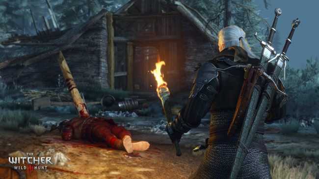 the witcher 3 wild hunt free download screenshot 2 - The Witcher 3: Wild Hunt