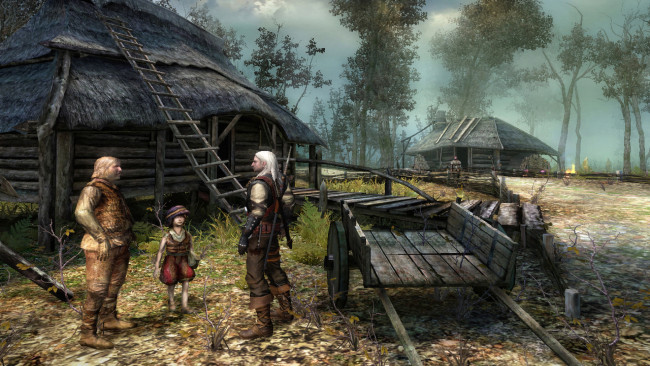 the witcher enhanced edition director s cut free download screenshot 1 - The Witcher 1